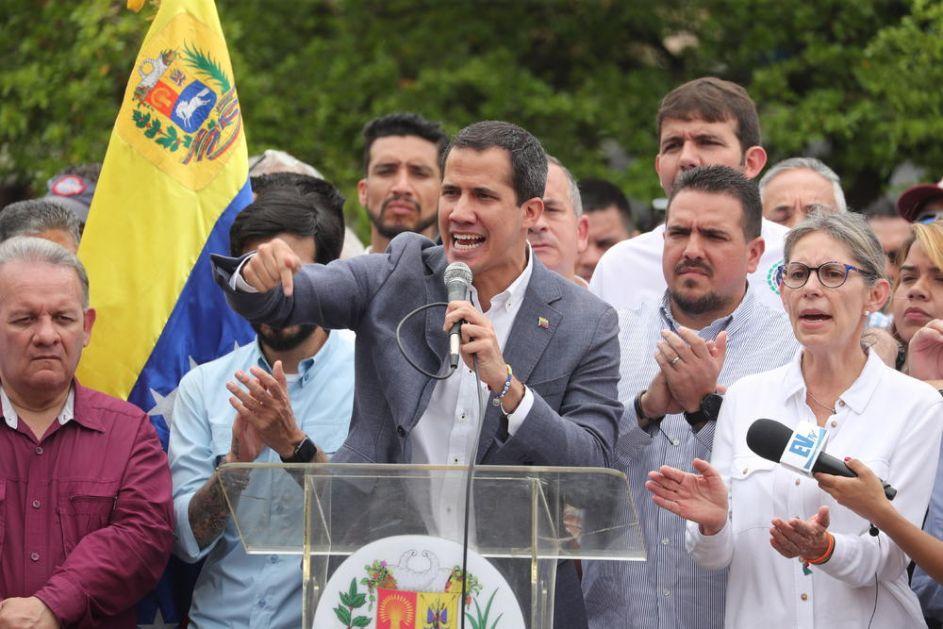 MICOTAKIS IZNENADIO SVET: Nova grčka vlada priznala Gvaida za predsednika Venecuele