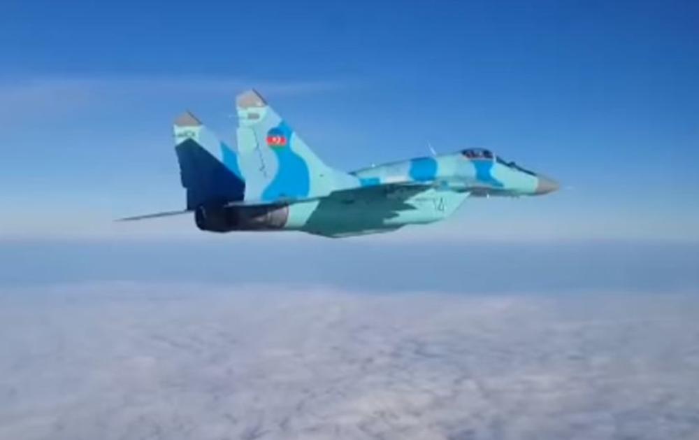 MIG 29 PAO U KASPIJSKO MORE: Odjednom je nestao sa radara, u toku je potraga za pilotom!