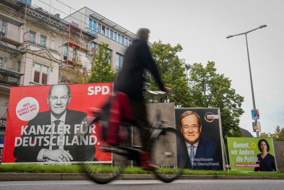 MIKI MAUS, JAMAJKA, KENIJA, SEMAFOR: Koja koalicija će imati većinu u nemačkom Bundestagu i izabrati novog kancelara