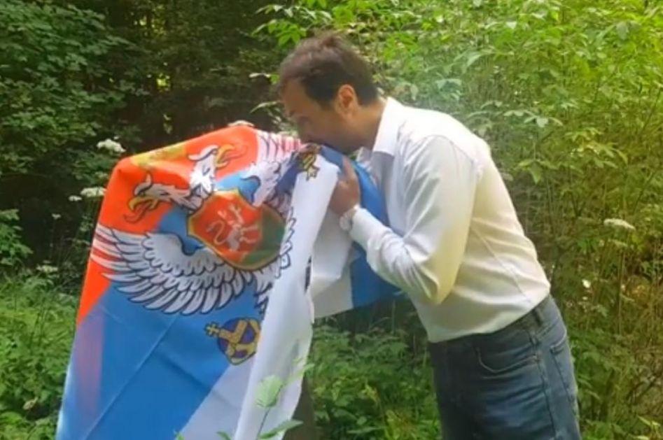 MILAČIN NA POZIV MEŠTANA NA CRNOGORSKO-ALBANSKOJ GRANICI: Dalje ruke od Crne Gore! (VIDEO)