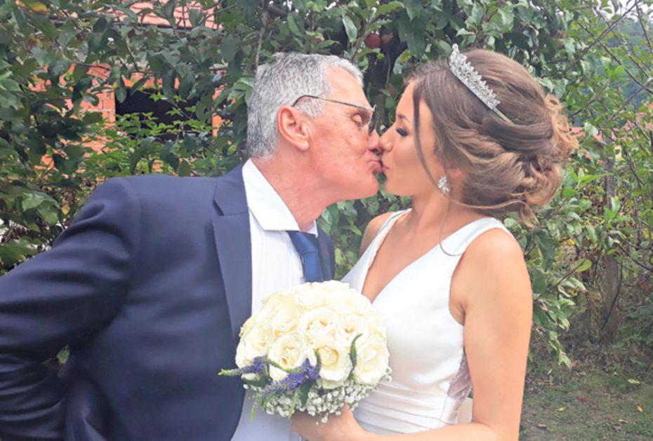 MILIJANA POSLE SVADBE: Prva bračna noć je prošla bez seksa!