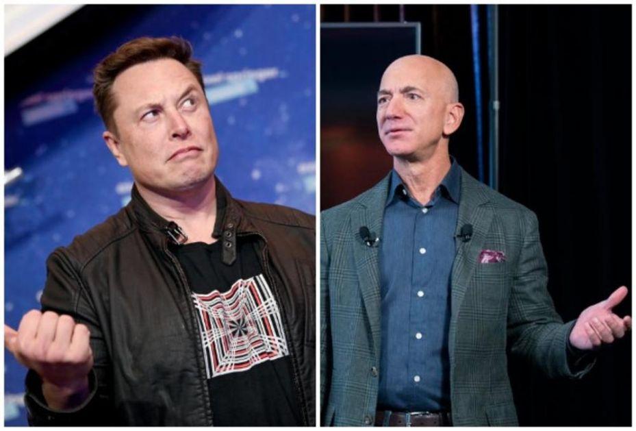 MILIJARDERI U SAD ĆE DEBELO DA PLATE AKO OVAJ ZAKON PROĐE: Bezos i Mask će odrešti kesu za po više od 5 MILIJARDI ako se usvoji!
