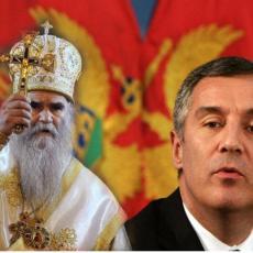 MILO DA NAUČI OD SRBIJE: Nije istina da se u Srbiji imovina SPC vodi na državu!
