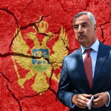 MILO DEŽURNI SRBOMRZAC! Skandalozna izjava Đukanovića - salva mržnje prema Srbiji