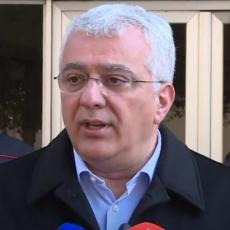 MILO JE OBIČNI... Mandić poslao brutalnu poruku Đukanoviću - nikoga nije ostavio ravnodušnim!