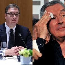 MILO NE ZNA NI GDE JE BEOGRAD NA VODI Vučić odgovorio na Krivokapićeve neistine i bezumne tvrdnje