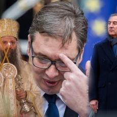 MILO SA STRANIM CENTRIMA MOĆI KUJE PLANOVE PROTIV SRBIJE! Napada Vučića i SPC u cilju da POKORI srpski narod