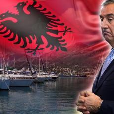 MILO SKLOPIO DOGOVOR?! Albanska policija UPALA U CRNU GORU!