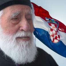MILOGORCI DOTAKLI DNO! Raspop Miraš Dedeić dao intervju za USTAŠKI LIST: Srpskoj pravoslavnoj crkvi treba suditi u Hagu!