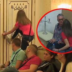 MILOJKO ODBACIO MILIJANU: Ona nogom razvalila vrata, NAPUSTILA VILU - da se vidi sa Žapcem! (FOTO)