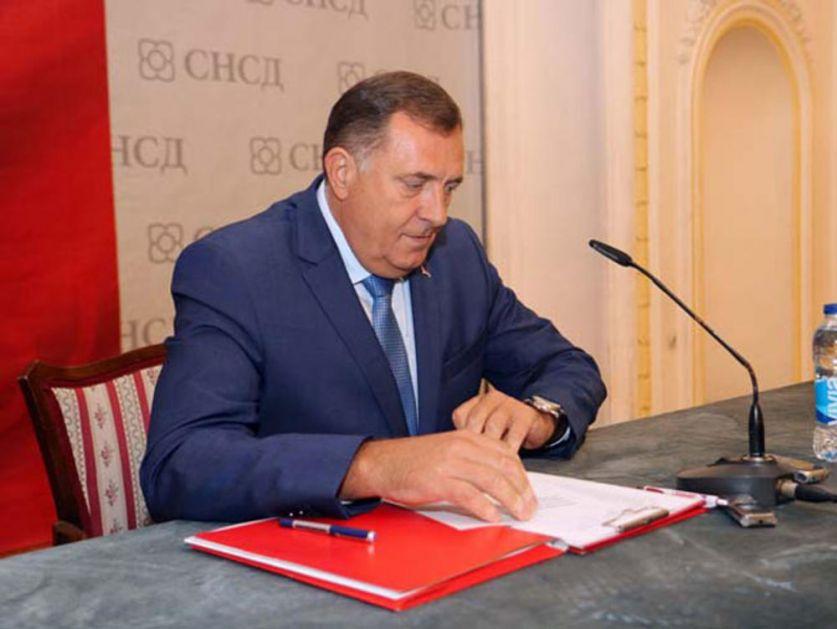 MILORAD DODIK PORUČIO: Narodna Skupština Republike Srpske odlučna je da vrati otete nadležnosti!
