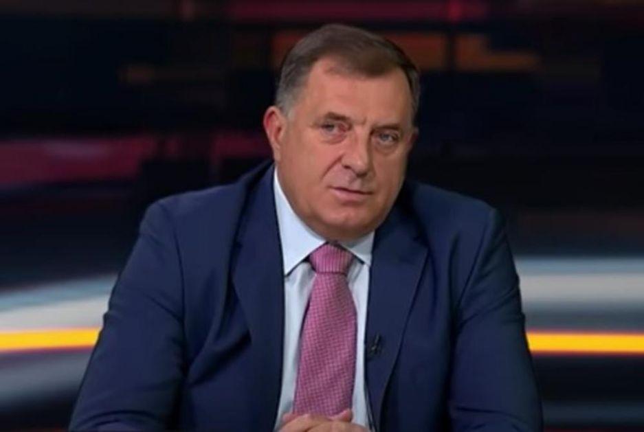 MILORAD DODIK: Prvi mart je bio prvi pucanj u BiH!
