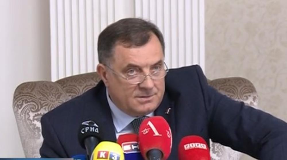 MILORAD DODIK ŠOKIRAO JAVNOST: Sigurnosna agencija BiH, prisluškuje medije u regionu! (VIDEO)