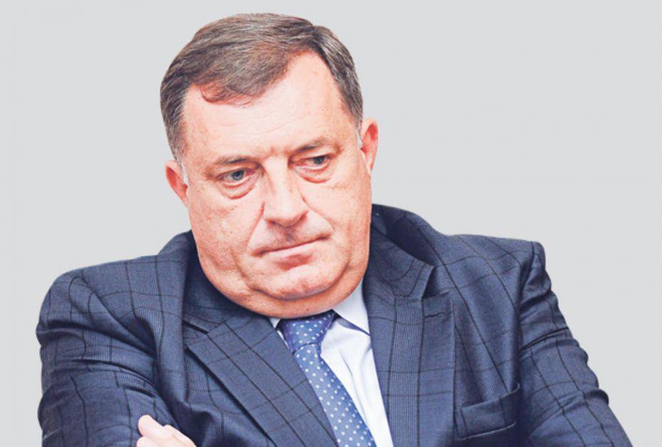 MILORAD DODIK: Srpska je trajna i nedodirljiva