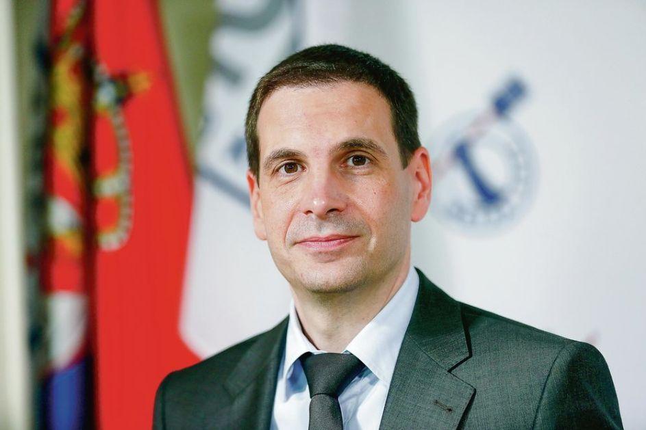 MILOŠ JOVANOVIĆ, PREDSEDNIK DSS, ZA KURIR: Nemoguće da opozicija ima jednog kandidata