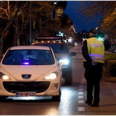 MILOVA POLICIJA PONOVO NAPADA SRBE: Maltretirali reprezentativca Šijana - terali ga da se SKINE pa ga IZUDARALI