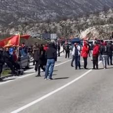 MILOVI LJUDI NE MIRUJU! Komite najavljuju nove proteste - ponovo blokada puta Nikšić - Podgorica