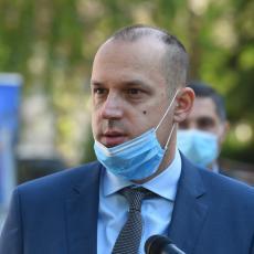 MINISTAR LONČAR NAJAVIO GAŠENJE KOVID BOLNICA: Objavljeno gde se premeštaju oboleli sa Sajma