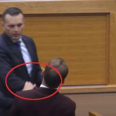 MINISTAR UDARIO GRADONAČELNIKA U LICE! Sve se desilo u prenosu uživo - ovo je izjavio na sudu (VIDEO)