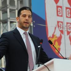 MINISTAR UDOVIČIĆ ČESTITAO MIKECU SREBRNU OLIMPIJSKU MEDALJU: Čestitam MAJSTORE! Idemo dalje, Srbija!