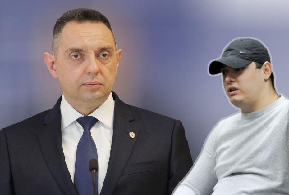 MINISTAR VULIN: Želim da Srbija zna da pristajem na detektor laži i na svako pitanje o lažima Belivuka!