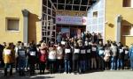 MIRAN PROTEST U KOSOVSKOJ MITROVICI: Kosovošvic - logor u 21. veku (FOTO I VIDEO)