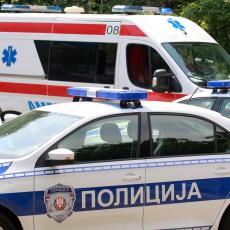 MIRNA NOĆ ZA HITNU POMOĆ: U Beogradu 88 intervencija, u dve saobraćajne nezgode bez teže povređenih