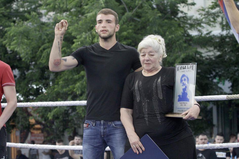 MIROSLAV GUCUNJA, JUNAK SA KOŠARA, NEĆE BITI ZABORAVLJEN: Ražnatović i BK Sombor izborili ulicu za heroja! FOTO