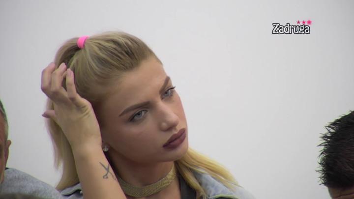 MISLI DA SE SUZANA FOLIRA! Milica ne veruje u osećanja koja joj je Ćubela priznala, smatra da joj se sviđaju sve zadrugarke! (VIDEO)