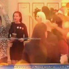 MISTERIJA DOČEKA SNG U VILI! Pilo se, pevalo se! Rekla mi PRODUKCIJA, smiri se! A šta se ONDA DESILO?! (VIDEO)