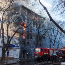 MISTERIJA EKSPLOZIJE NA ČUKARICI: Bojler nije pukao, prizor koji su vatrogasci zatekli ostavio ih je u čudu