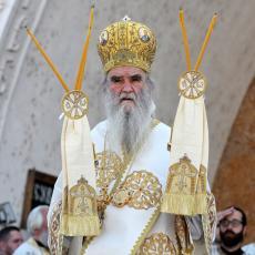 MITROPOLIT AMFILOHIJE PORUČUJE: Slušajte volju naroda, on hoće litije!