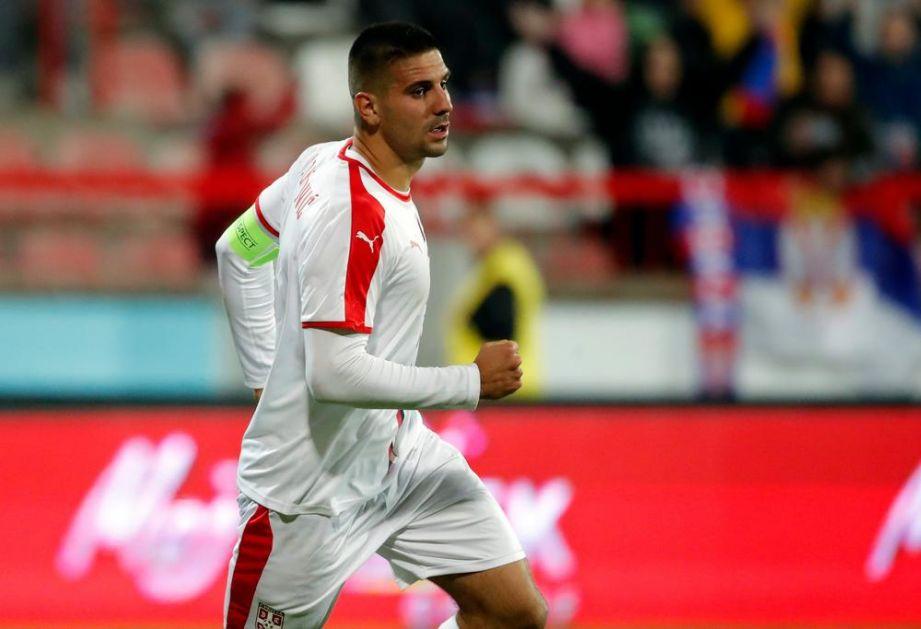 MITROVIĆ JURI REKORD: Moj posao je da dajem golove, ali važnije je da Srbije pobeđuje (KURIR TV)