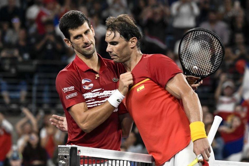 MNOGI IGRAJU ZA PARE, NOVAK I NADAL ZA GREN SLEMOVE! Nekadašnji prvi teniser sveta nahvalio Srbina i Španca
