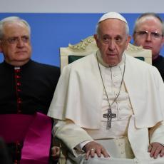 Papa Franja najavio veliku promenu u Vatikanu!