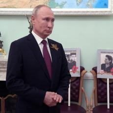 MOĆNA PORUKA ZA BUDUĆNOST: Putin učestvovao u ONLAJN MARŠU Besmrtnog puka (VIDEO)