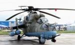 MOĆNI MI 35: Vojni helikopter oduvao sve ispred sebe (VIDEO)
