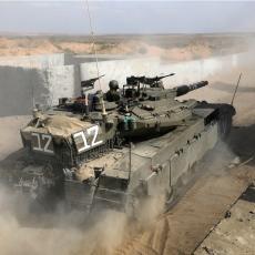 MOGUĆA OPERACIJA IZRAELA PUNOG OBIMA NA POJAS GAZE: Netanjahu večeras donosi odluku, Palestinci u strahu
