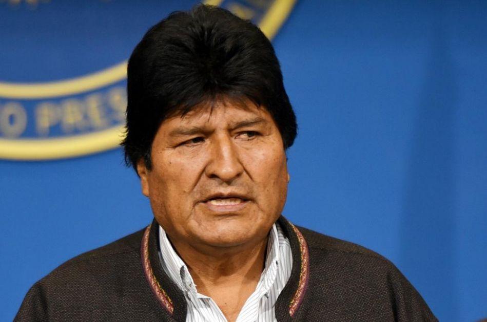 MORALES STIGAO U MEKSIKO: Rekao je da ga boli odlazak iz zemlje, ali da će se vratiti jači! Evo kako je proveo prvu noć u egzilu! (FOTO, VIDEO)