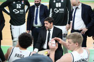 'MORAMO DA ODIGRAMO NAJBOLJE ŠTO ZNAMO': Filipovski se nada prekidu crne serije protiv Cibone