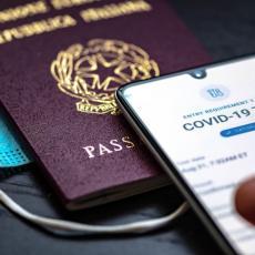 MORAMO DA POŠTUJEMO PRIVATNOST Zašto je Amerika PROTIV kovid pasoša i šta je njena alternativa