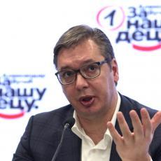 MORAMO SMANJITI OSEĆANJE MRŽNJE Vučić: Ne raduje me podrška antivakserima i antikoronašima