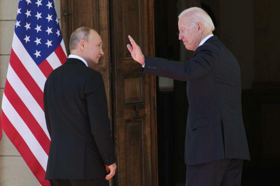 MOSKVA: Amerika će nastaviti sa politikom OBUZDAVANJA Rusije i nakon samita!