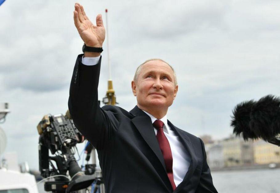 MOSKVA: Ko želi sastanak s PUTINOM OČI U OČI mora ili prvo u karantin ili na temeljno testiranje!