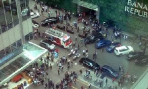 MOSKVA NA NOGAMA! Evakuisano 10.000 ljudi zbog pretnje bombom! (FOTO, VIDEO)