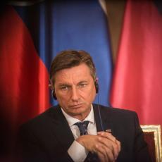 MOŽE MIRNO DA POČNE ALI NEĆE TAKO ZAVRŠITI Zašto Borut Pahor stalno postavlja pitanje o raspadu BiH?