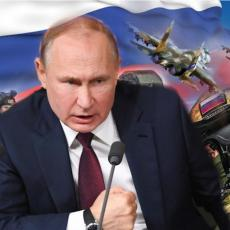 MOŽE ZBRISATI ENGLESKU I VELS ZAJEDNO, ALI I TEKSAS: Britanci i Ameri drhte zbog Putinovog Satane (VIDEO)