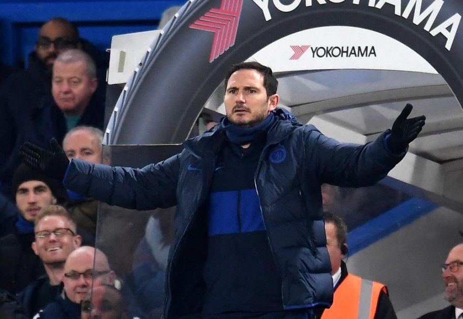 MREŽA PLAVACA SE JOŠ NIJE ZATRESLA Lampard: Mendi je prvi golman Čelsija (FOTO)