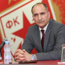 MRKELA OTKRIO: Nije kraj dolascima, ali biće i odlazaka iz kluba