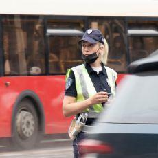 MRTAV PIJAN SEO ZA VOLAN: Policija zaustavila audi u Beogradu i odmah privela vozača
